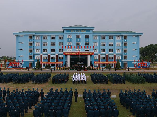 Điểm chuẩn trường Sĩ quan Không quân thí sinh có thể tham khảo