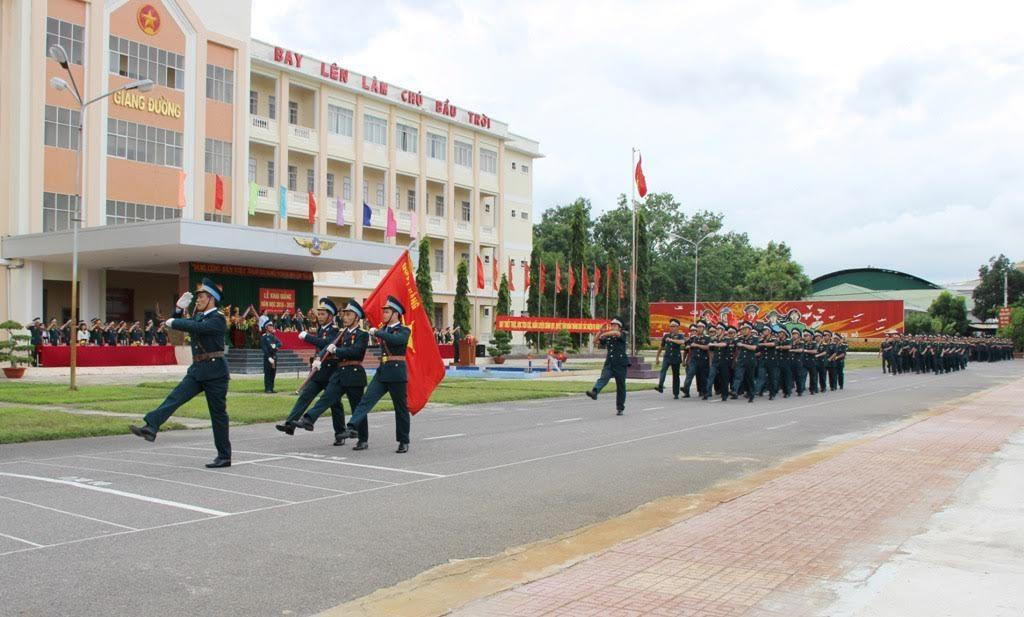 Trường Sỹ Quan Không Quân