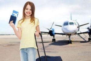 15 tuổi đi máy bay cần giấy tờ gì