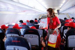 Hướng dẫn đi máy bay vietjet cho người mới đi lần đầu