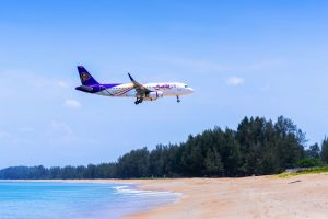 tổng hợp các hãng hàng không ở Thái Lan