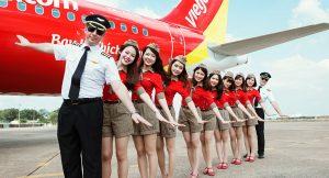 Các hãng hàng không ở Việt Nam