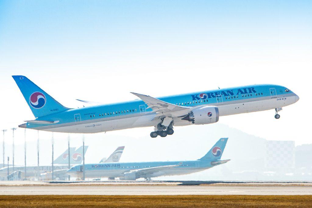 Tổng quan về hãng hàng không Korean Air của Hàn Quốc