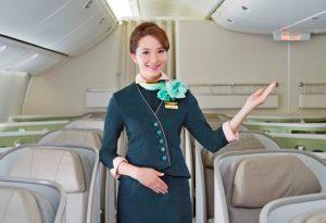 Hãng hàng không Eva Air tại Việt Nam