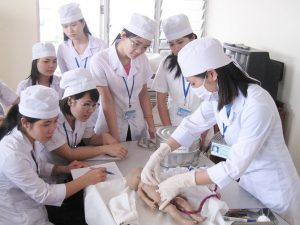 tìm hiểu ngành điều dưỡng